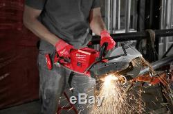 Milwaukee M18fcos230-0 Cut Fuel Tronçonneuse 230mm M18 4933471696 En Stock