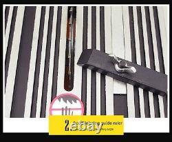 Mini Sciage De Table Multifonction Sciage De Banc Bricolage En Verre De Bois Copper Machine Kit