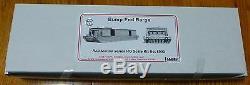 Model Builders Américain Ho # 8000 Laser-cut Kit, Bump End Barge