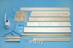 Modèle Ok Séduction 100 Pilot Kit Balsa Laser Coupé (avion) 12142 Japon