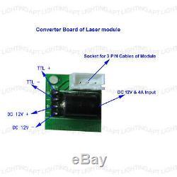 Module De Gravure De La Tête Laser 15w Avec Marquage Du Bois, Coupe Du Bois Pour Graveur + Adaptateur