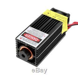 Module De Gravure De Tete Laser 15w Avec Outil De Coupe Pour Marquage Du Bois Blu-ray Ttl 450nm E