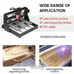 Module Laser 40w 450nm Gravure Tête Laser Bois Pour Machine De Découpe De Routeur Cnc