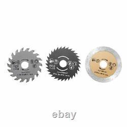Multi-function Circular Saw Compact Circular Saw Set Diy Projects -cut Drywall