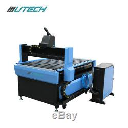 Nouveau 1.5kw Routeur Cnc Engravering Machine De Découpe Pour Bois Mdf Acrylique 600900mm