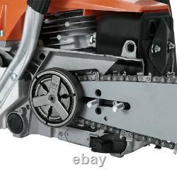Nouveau! 20'' Barre 52cc Chainière D'essence 4.0hp Chainière De Coupe De Bois Alimentée Au Gaz
