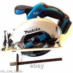 Nouvelle Makita Xss02 Sans Fil Scie Circulaire 18 Volts, (1) Bl1830b Batterie 18v 6 1/2