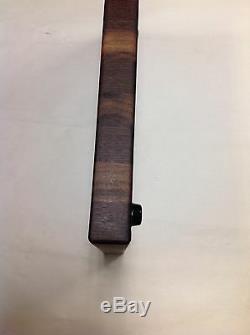 Noyer Butcher Block Planche À Découper Nouveau Fin Grain 14 X 18 X 1-3 / 8 Tous Brown
