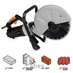 Outil De Coupeur De Béton Blocs De Briques Électriques Construction Circular Saw Cut Masonry