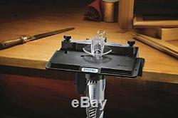 Outil Pour Outil Rotatif Dremel Power Accessoires Table De Toupie En Bois De Forme Découpée Expédition Rapide