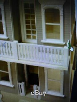 Palmetto 1 Pouce Échelle Dollhouse Kit Laser Cut