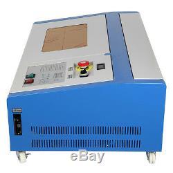 Port Usb De Graveur De Machine De Coupeur De Découpage De Découpage De Laser De Co2 De 40w Haut Précis