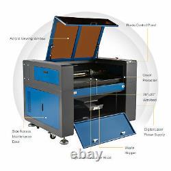 Preenex 28×20 60w Co2 Graveur Laser Coupeur Coupeur Ruida