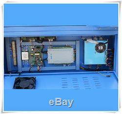 Promotion! 50w Co2 Laser Gravure & Machine De Coupe 700mm 500mm Port Usb