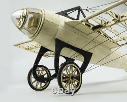 Rc Avion Balsa Bois Laser Coupé Kit Avion Monocoque 1000mm Wingspan Diy Nouveau