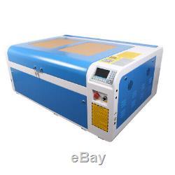 Reci 100w Co2 Gravée Au Laser Machine De Découpe Ruida Dsp / Auto Focus / 5000 Chiller Ue