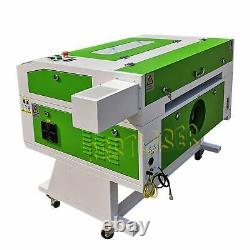Reci W2 Co2 Laser Gravure Et Machine De Coupe 700mm 500mm Cw-3000 Chiller