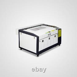 Ruida Reci 100w Laser Gravure & Coupe Machine 400600mm Table Motorisée