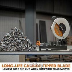 Scie À Découper Multi-usage 14 En Lame De Coupe Coupe L'acier Aluminium Bois Plastique