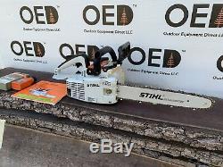 Stihl 009 Top-poignée Chainsaw Nouveau Oem Vintage Scie Jamais Couper Du Bois! Navires Rapide Nos