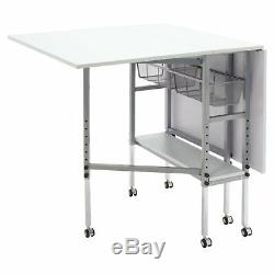 Studio Designs - Table De Bureau Avec Passe-plat Et Passe-temps À Coudre Prêts À L'emploi