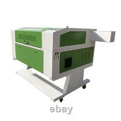 Us Reci 90w Co2 Laser Machine Gravure Gravure Graveur Coupeur 700mm500mm Usb