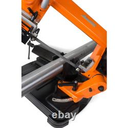 Wen Benchtop Bandsaw Variable Speed Metal Cutting Compact Beveling Blade 5 À