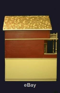 Westlake 1 Pouce Échelle Dollhouse Kit Laser Cut
