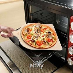 Wood Pizza Peel 12 Large Pizza Paddle Spatula Cutting Board Pour La Pizza Au Four 2x